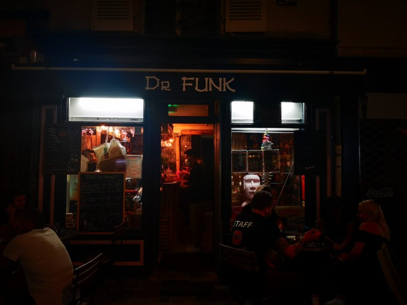 dr funk bar cocktail orleans sortir