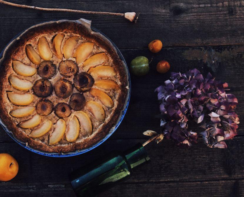 recette pâtisserie tarte sablée
