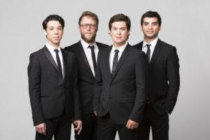 quatuor van kuijk spectacle la scène nationale orléans sortir