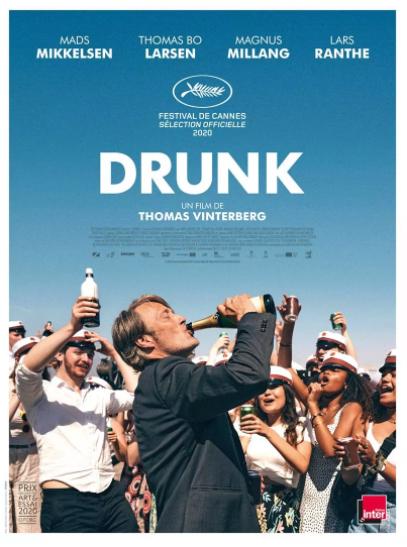 drunk cinéma orléans sortir